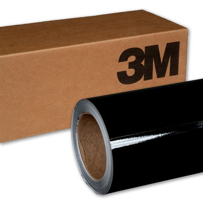 3M Wrap Film 1080-G12 Gloss Black