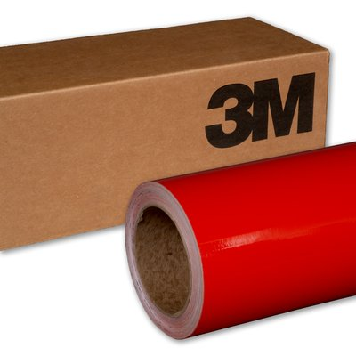 3M Wrap Film 1080-G13 Gloss Hot Rod Red