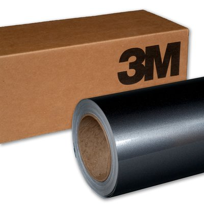 3M Wrap Film 1080-G201 Gloss Anthracite