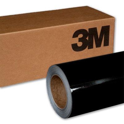 3M(TM) Wrap Film 1080-G212 Gloss Black Metallic