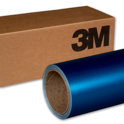 3M Wrap Film 1080-G227 Gloss Blue Metallic