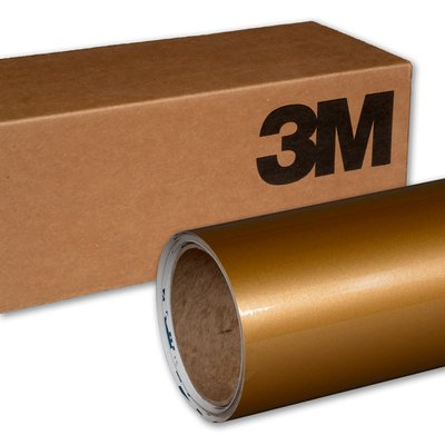 3M Wrap Film 1080-G241 Gloss Gold Metallic
