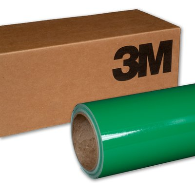 3M Wrap Film 1080-G46 Gloss Kelly Green