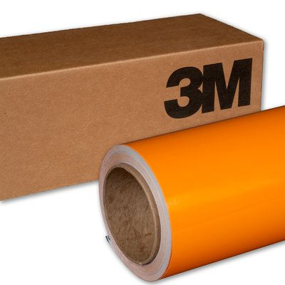 3M Wrap Film 1080-G54 Gloss Bright Orange