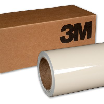 3M Wrap Film 1080-G79 Gloss Light Ivory