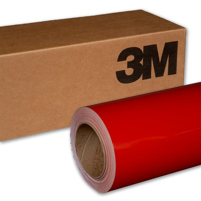 3M Wrap Film 1080-G83 Gloss Dark Red