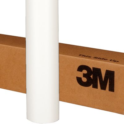 3M Wrap Film 1080-M10 Matte White