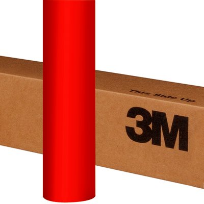 3M Wrap Film 1080-M13 Matte Red