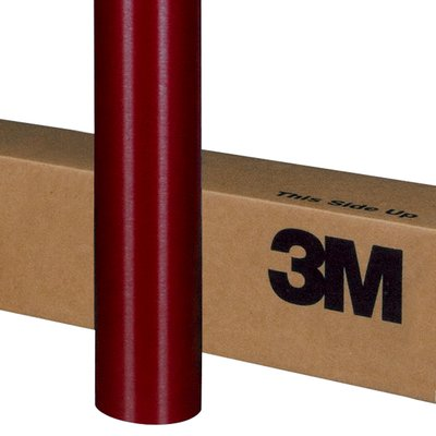 3M Wrap Film 1080-M203 Matte Red Metallic