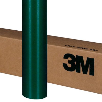 3M Wrap Film 1080-M206 Matte Pine Green Metallic