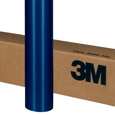 3M Wrap Film 1080-M227 Matte Blue Metallic