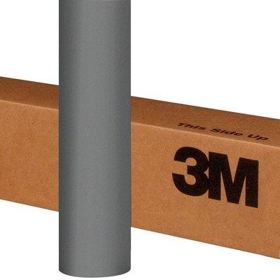 3M Wrap Film 1080-M230 Matte Gray Aluminum