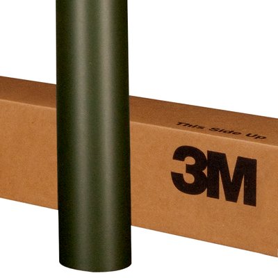 3M Wrap Film 1080-M26 Matte Military Green